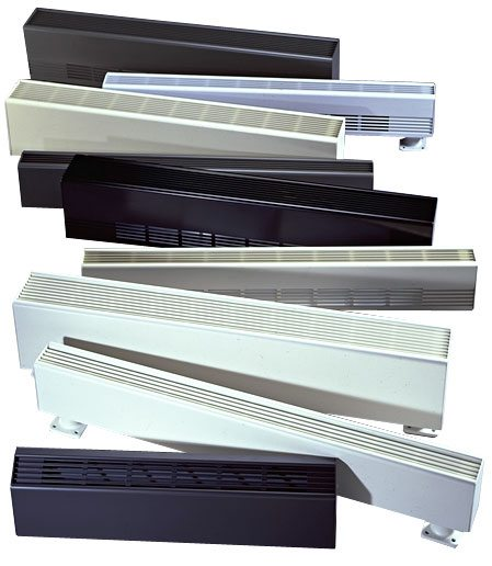 design architectural heating is a specialty manufacturer of architecturally styled draft barriers pedestal heaters and convectors - Home Heating Design